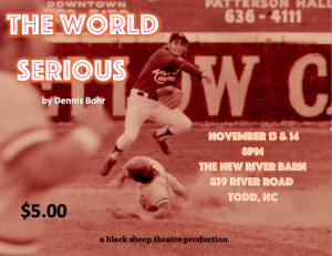 The World Serious Poster